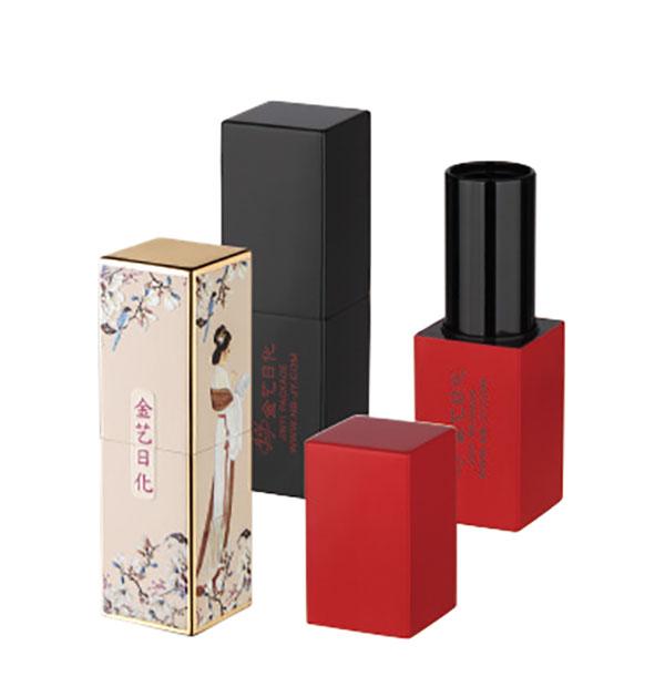 Lipstick Case (Aluminum) L1801 Magnet