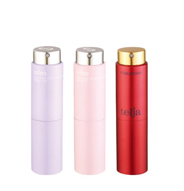 Perfume Atomizer (Aluminum) P021