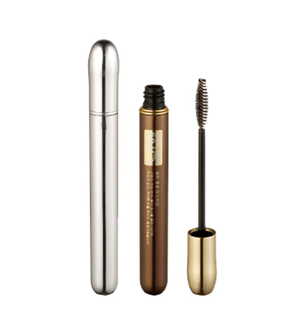 Aluminum Mascara Container With Both Use Value And Artistic Value