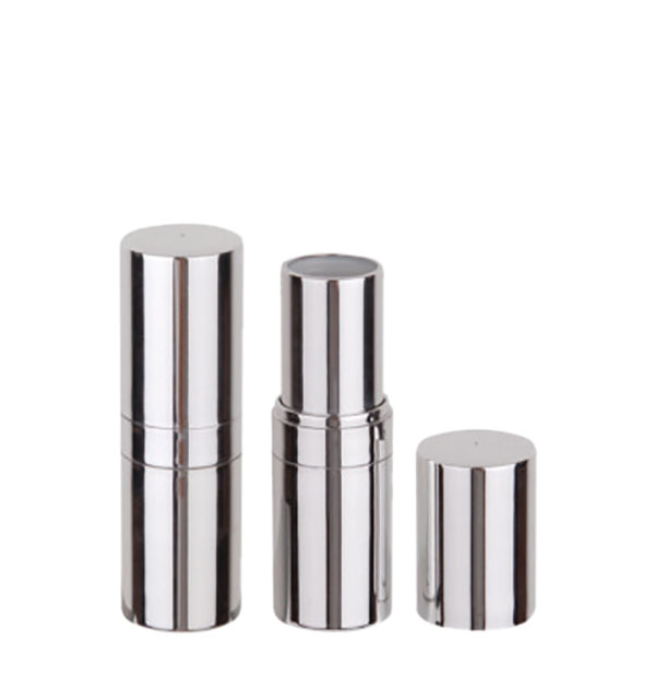 Aluminum Lipstick Case is Favored By the Lipstick Packaging Industry